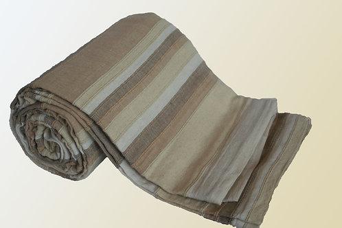 Ručne tkaná prikrývka