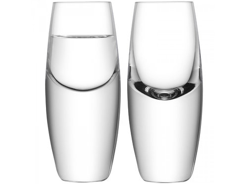 BULLET VODKA glass: s/2
