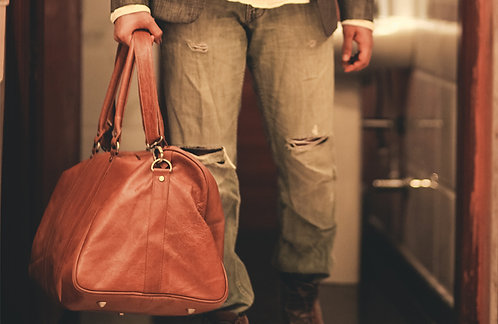 Luxury Duffle Bag