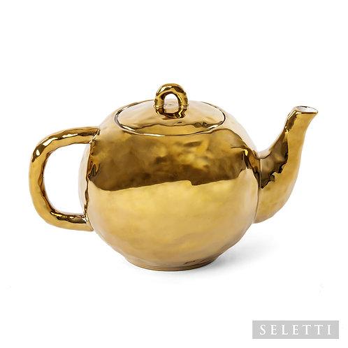 Porcelánový čajník - FINGERS