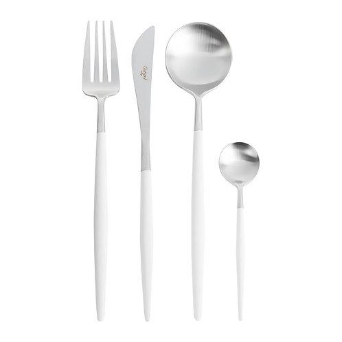 GOA : White/Silver