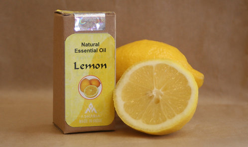 Citrón - esenciálny olej