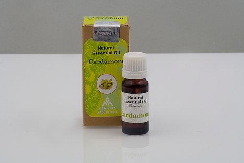 Kardamón - esenciálny olej