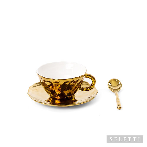Porcelánový čajový set - FINGERS