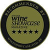 Wine Showcase gold medal