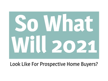 2021: The Housing Market In The Year Ahead
