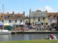 Wareham Quay, Dorset