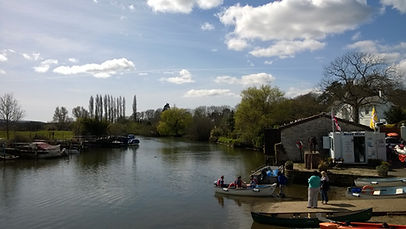 Boat hire from Wareham Quay
