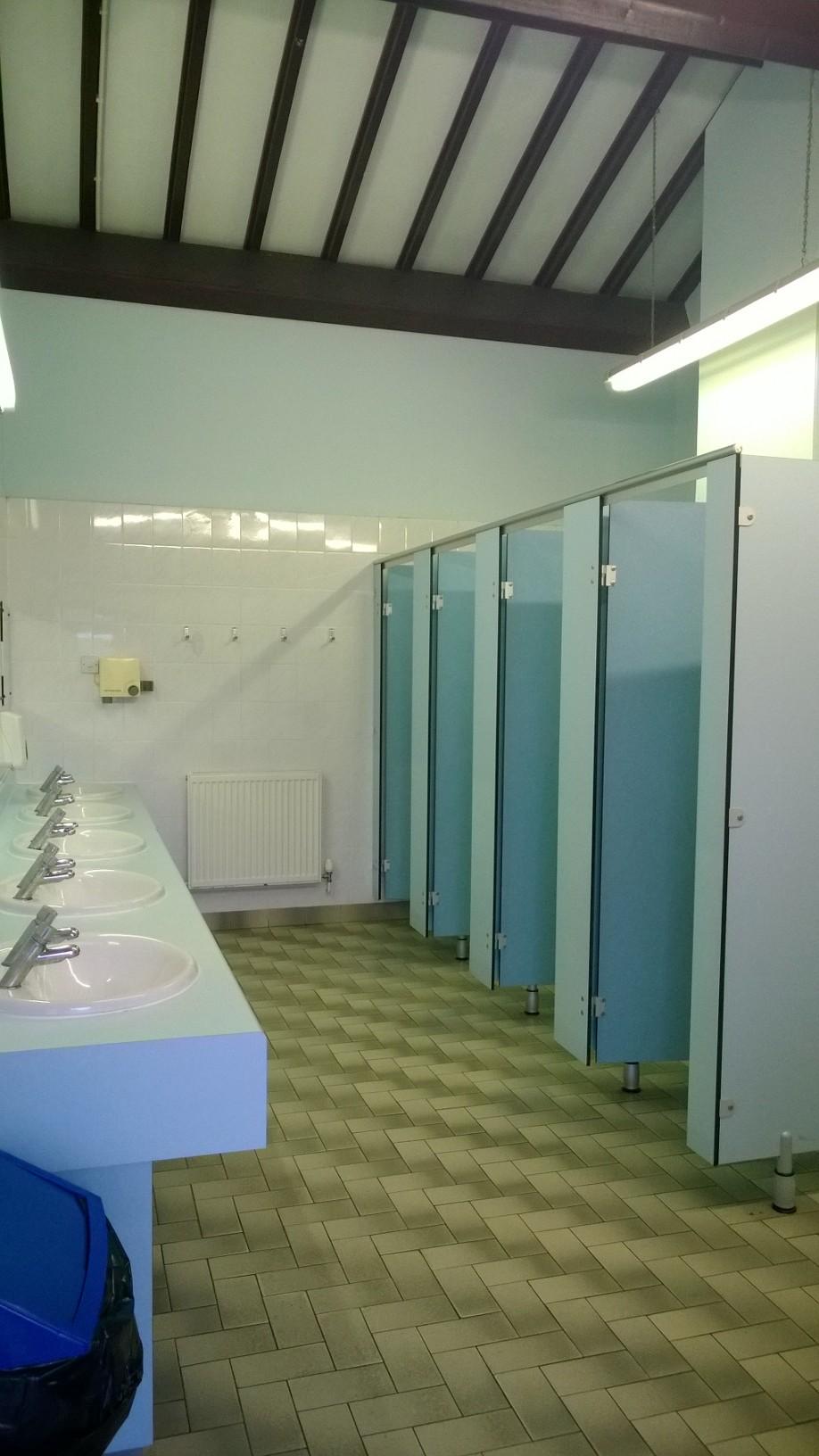 Main Toilet block