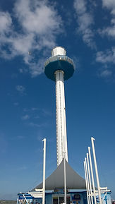 Jurassic Skyline Tower, Weymouth