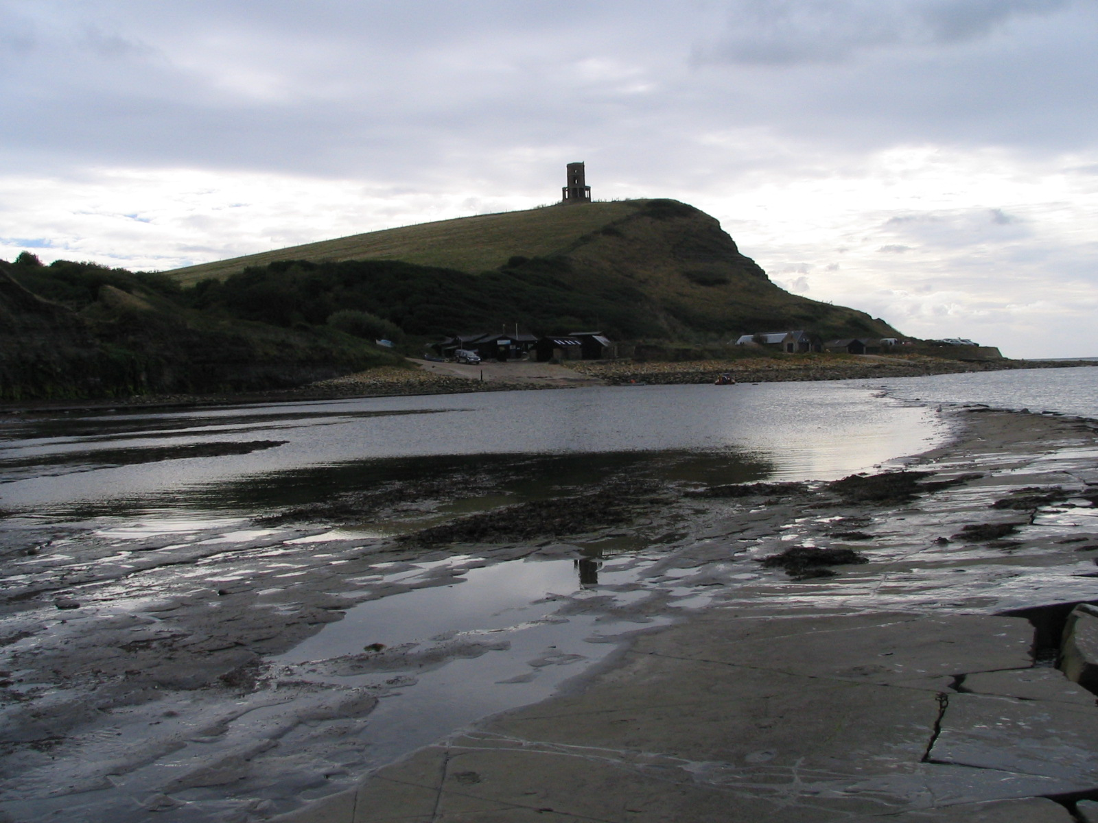 Kimmeridge Bay, Clavell's Tower