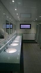 Toilet Block Birchwood Tourist Park