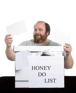 The Honey Do List!