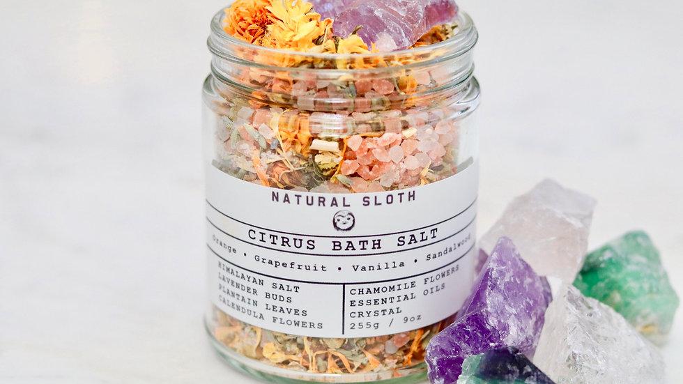 Crystal Himalayan Bath Salt