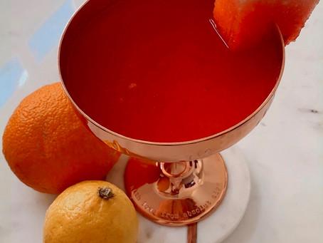 Watermelon Citrus Martini