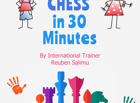 Recommendation for newbies to chess