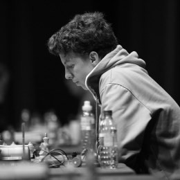 Daniel Barrish is the 2019-2020 South African Closed Chess Chmapion
