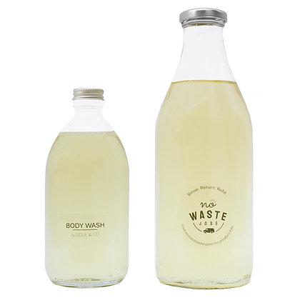 Body Wash by COLE & CO | Lime, Basil & Mandarin