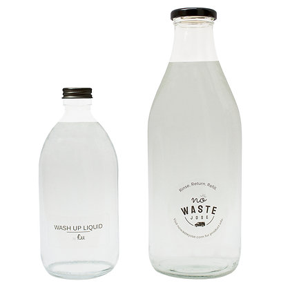 Washing-up Liquid by FILL | Ginger