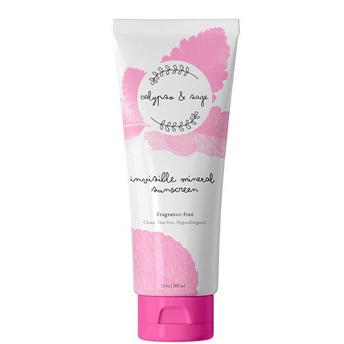 SPF 30 Invisible Mineral Sunscreen