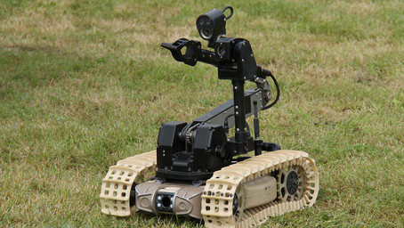Autonomous Navigation of  UGV (Unmanned Ground Vehicle)