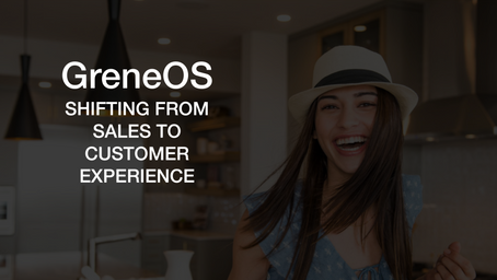 The Zero Touch Customer Experience using GreneOS