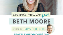 "Living Proof ""Live"" with Beth Moore"