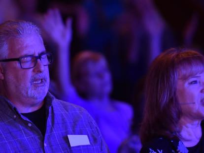 Carol Kent Praise Gathering