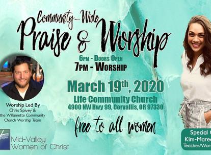Valley-Wide Praise & Worship