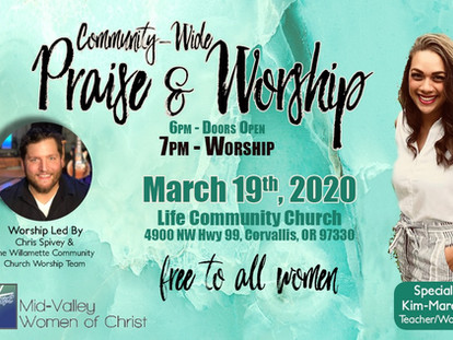 Valley-Wide Praise & Worship