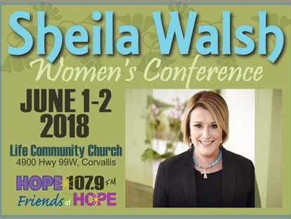 Sheila Walsh Women's Conference