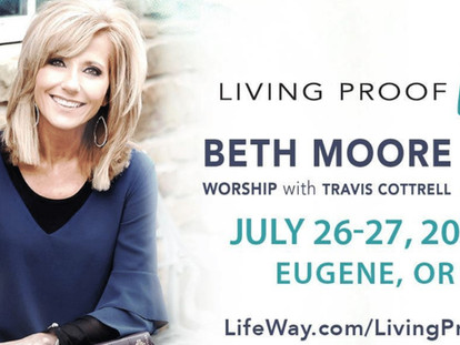 Living Proof Live with Beth Moore 2019