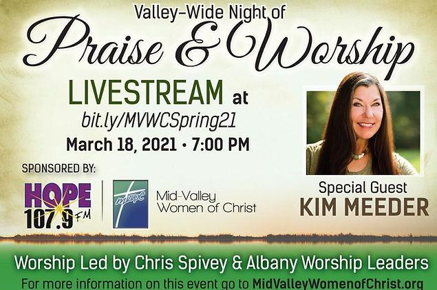 Mid-valley women of christ 2021 Parise &