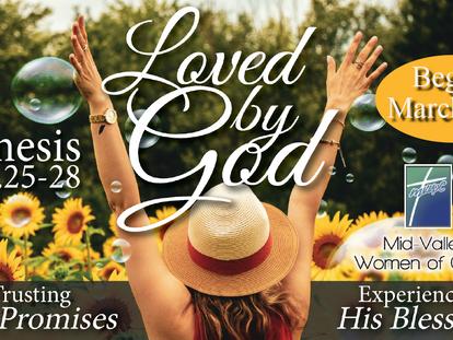 2021 Spring Bible Study!