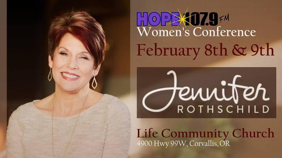 Jennifer Rothschild Hope 107.9