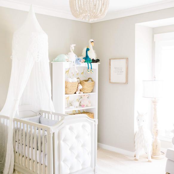 A Nursery for a Princess