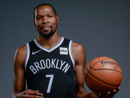 【娛樂城】NBA》杜蘭特狀態百分百 準備在籃網展開新旅程