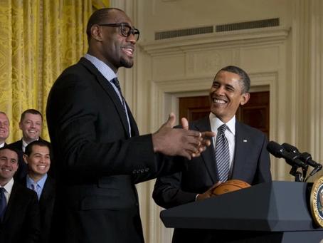 【娛樂城】NBA/高中球衣得標價超詹皇 拍賣行稱歐巴馬寫新紀錄