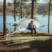 Tree tent tende alberi camping