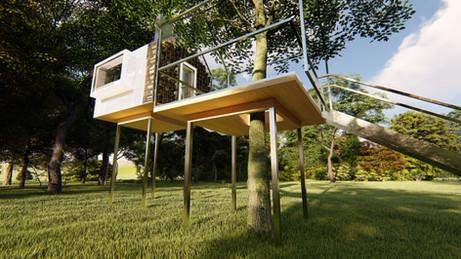 "NightSky ALP ""Tree House"""