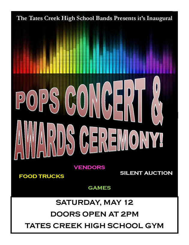 Pops Concert - May 12th, 2018