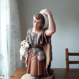 herder met petasos