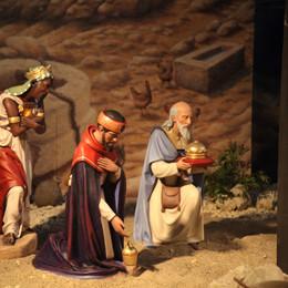 Aankomst van de drie koningen