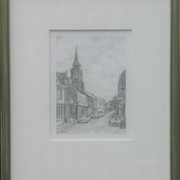 Kerkstraat Waubach 2003