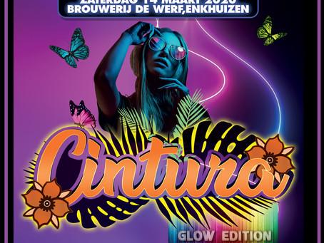 "CINTURA ""GLOW Edition"" kaartverkoop is gestart !"