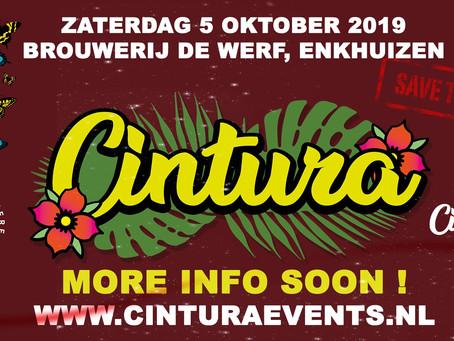 CINTURA - SAVE THE DATE !! (5 OKTOBER 2019)