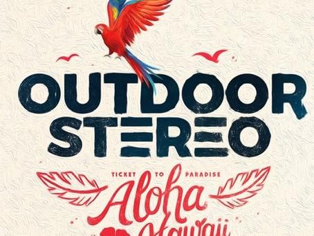 Breaking News: CINTURA goes Outdoor Stereo!!!