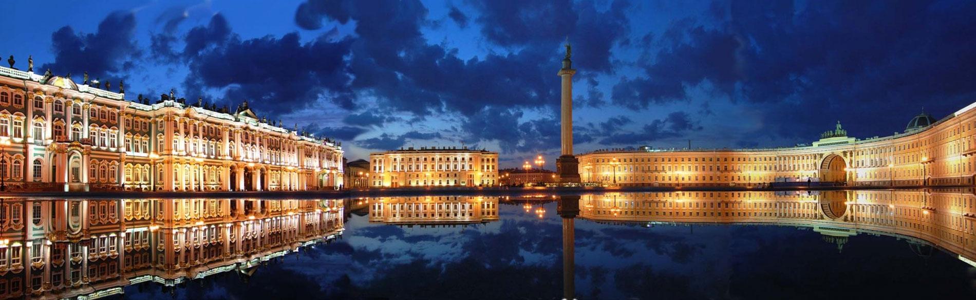 Tours in Saint Petersburg