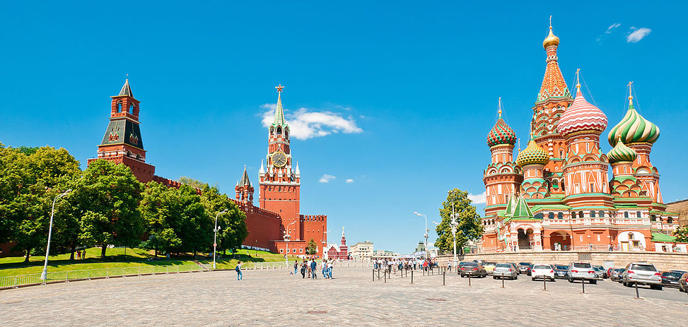 Airport transfer in Moscow and taxi in St. Petersburg