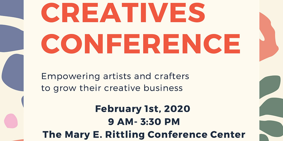 Cultivating Creatives Conference: Empowering artists and crafters to grow their creative business